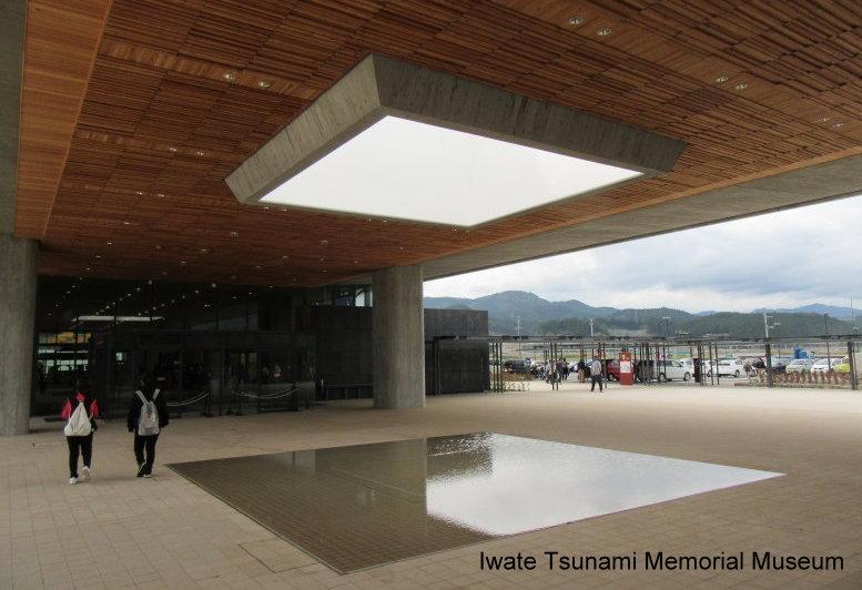 Zum Stand des Wiederaufbaus an der Sanriku-Küste (Iwate-ken)