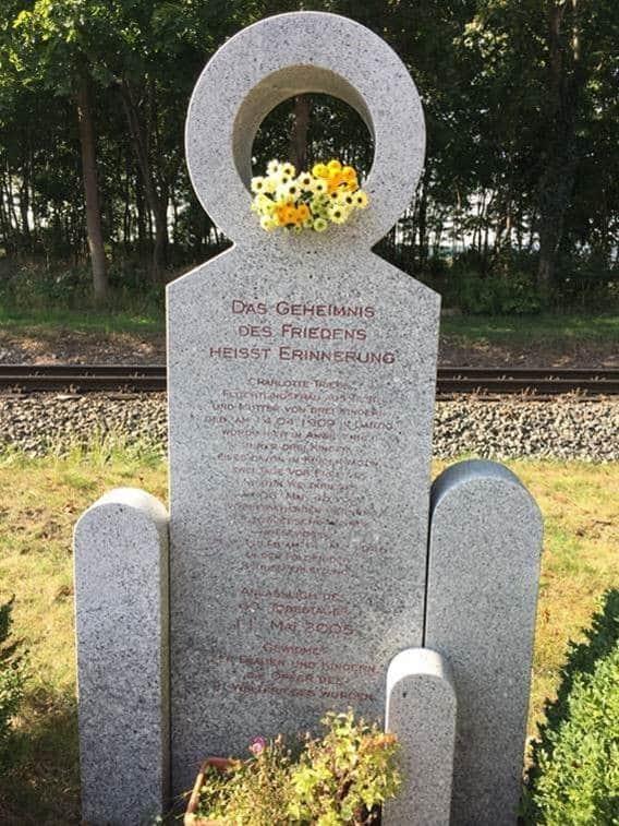 Zur Statue einer koreanischen Zwangsprostituierten im Berliner Stadtteil Moabit